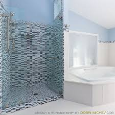Yarmouth Blue Bathroom Schluter Com Homepage