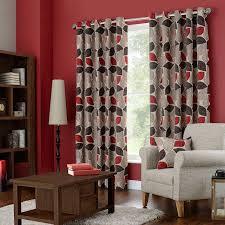 Dunelm Curtains Eyelet Sherwood Red Lined Eyelet Curtains Dunelm Hallway Pinterest