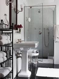 shower scandinavian bathroom shower ideas with black slate floor