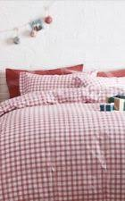 Next King Size Duvet Covers Polycotton Checked Next Bedding Sets U0026 Duvet Covers Ebay