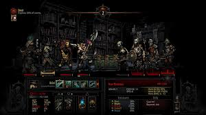 Biggest Video Game Maps Can Blood And Good Ux Cohabit In Games Darkest Dungeon