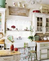 Shabby Chic Kitchen Design 157 Best Shabby Chic Kitchen Images On Pinterest Shabby Chic