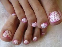 best new year toe nail art designs u0026 ideas 2013 2014 fabulous