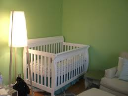 Moving Baby To Crib by New Nursery For A New Baby
