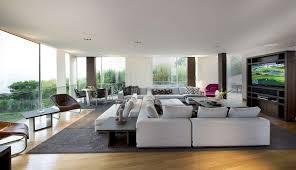 modern open living room design fair open space kitchen and living