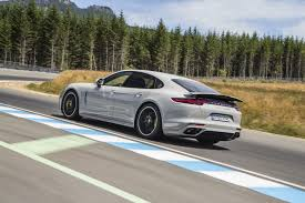 porsche spyder 2018 porsche panamera turbo s e hybrid first drive review the 918