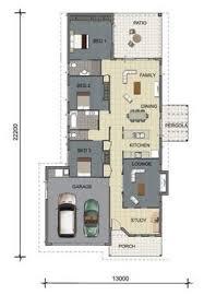 design home plans lot narrow plan house designs craftsman narrow lot house plans