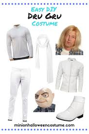 Despicable Me Halloween Decorations Best 25 Gru Costume Ideas Only On Pinterest Despicable Me