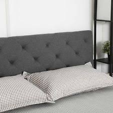 Black Upholstered Headboard Twin Upholstered Headboard Ebay