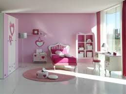 delectable picture of pink cool bedroom decoration using