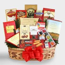 martini gift basket gift baskets unique ideas online world market
