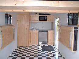 enclosed trailer interior light kit 216 best cargo trailer conversions customizing images on pinterest