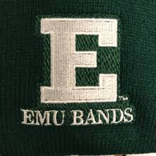 emu marching band on yes we made it to thanksgiving
