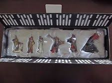 wars 40th anniversary 6 ornament set limited edition ebay
