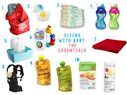 baby needs stiksmama 10 things you need for flying with a baby