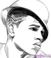 chris brown coloring pages with regard to inspire to color an