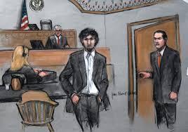 tsarnaev sentenced to death for boston marathon bombing ny daily