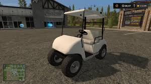 golf cart v1 ls2017 farming simulator 2017 fs ls mod