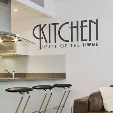 the important of kitchen wall decals for you the new way home decor