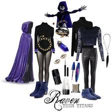Teen Titans Halloween Costumes 9 Teen Titans Images Ravens Teen Titans