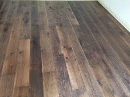 tumbled oak engineered scraped and contra sawn