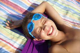 naughty preteens girl on sea beach stock image image of bath hair outdoors 6289725