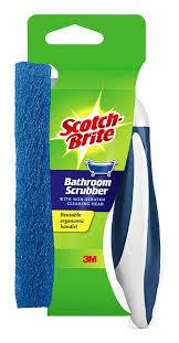 amazon com scotch brite household scrubber 1 pack home u0026 kitchen