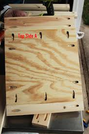 Make A Wooden Toy Chest by Diy Modern Wooden Toy Box With Lid A Step By Step Tutorial
