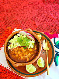 traditional pozole rojo with chicken recipe u2022 living mi vida loca