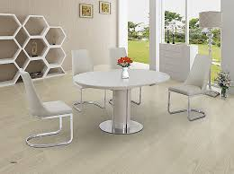 White Glass Extending Dining Table White Extendable Dining Table And Chairs Best Of Dining Table Sets