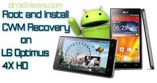 clockworkmod apk how to root and install cwm recovery on lg optimus 4x hd droidviews