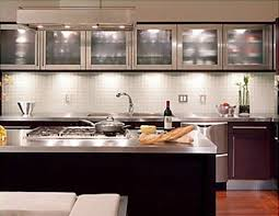 Modern Beautiful Glass Tile Kitchen Backsplash  SMITH Design - Glass tiles backsplash kitchen