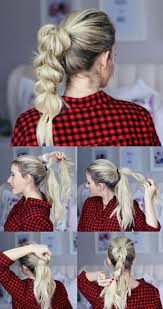 Frisuren Selber Machen Lange Haare Zopf by Schöne Haarfrisuren Für Jeden Anlass