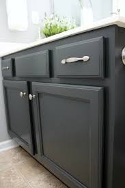 how to repaint bathroom cabinets painted bathroom cabinets lady laura kate