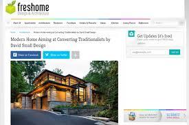 www freshome com david s house on freshome david small designs architectural