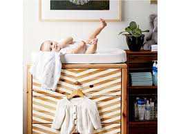 Ikea Changing Table Hack Epic Ikea Hacks For Rooms Nurseries