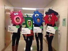 Teacher Halloween Costume Monster Costumes U2026 Pinteres U2026
