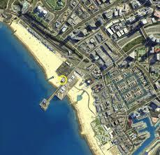 Gta 5 Map Image Out Of Towners Gtav Del Perro Map Jpg Gta Wiki Fandom