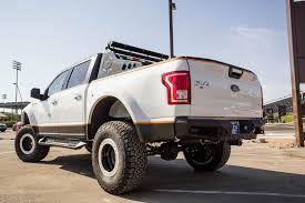 Ford F150 Truck 2015 - 2015 ford f 150 honeybadger rear bumper