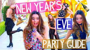 new year u0027s eve makeup ideas u0026 easy diy photo booth youtube