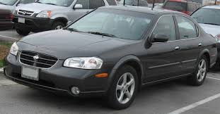 dark gray nissan file 2000 2001 nissan maxima jpg wikimedia commons