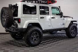 jeep wrangler 2018 2018 jeep wrangler rubicon recon unlimited white