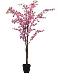 buy artificial 160cm pink blossom tree at argos co uk your