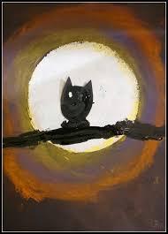 plateau art studio halloween owls