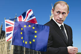 Why Is Russia So Interested by Why Putin Is Meddling In Britain U0027s Brexit Vote