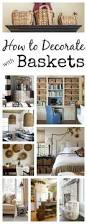 best 25 farmhouse baskets ideas on pinterest farm style neutral