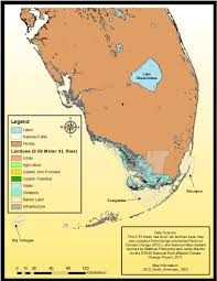 Map Southern Florida by Nr505 Results