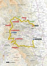 Tour De France Route Map by Tour De Yorkshire Route Announced Road Cc