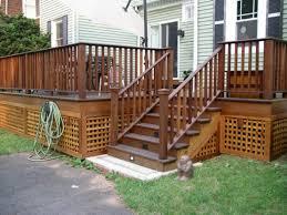 very good under deck lattice ideas kimberly porch and garden