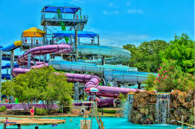double dipper water slide attractions nrh u2082o family water park
